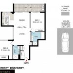 629-6 Spring St Rosebery NSW 2018 floor plan